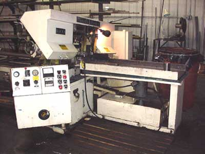 Peerless Model 1400 Fully Automatic Production Band Saw